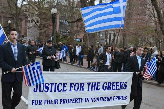 Image result for greeks of northern epirus