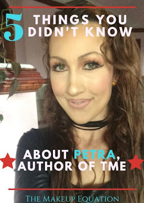 5 Unknown Things About The Author of The Makeup Equation