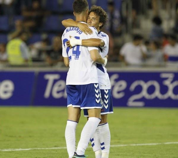 Oficial. Tenerife, José Naranjo sale cedido al AEK Larnaca