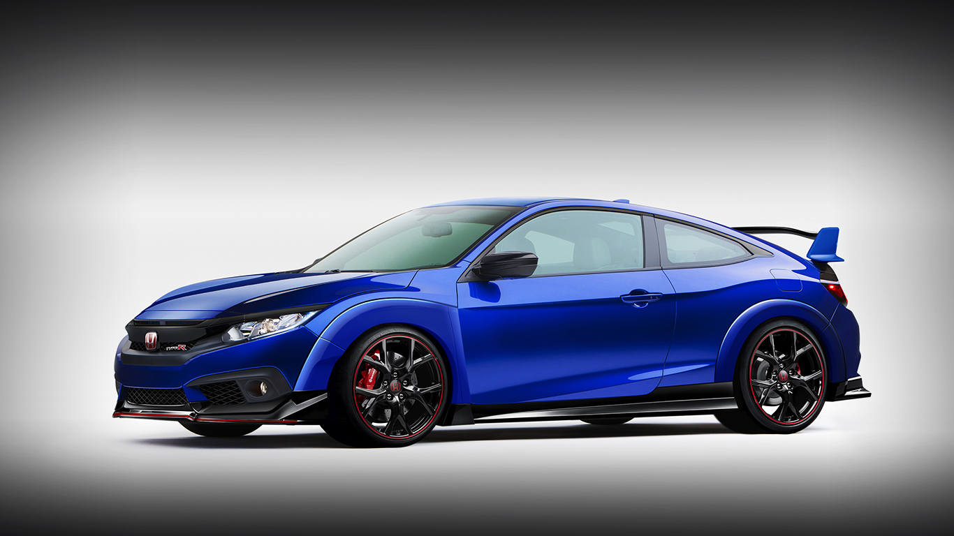 Formerly The Honda Portal X Tomi Renders The 2017 Honda Civic Coupe