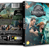 Jurassic World: Reino Ameaçado DVD Capa