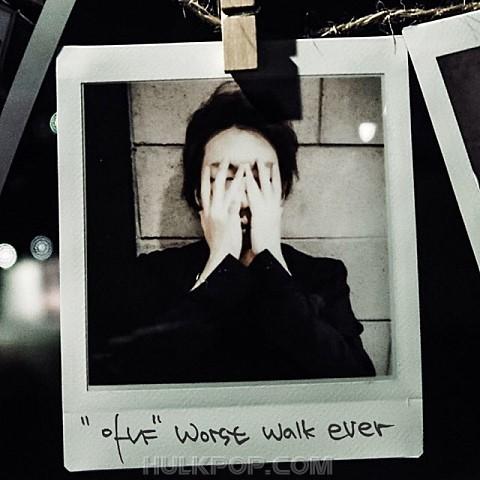 Bae In Hyuk – Worst walk ever – Single