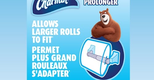 Canadian Daily Deals Charmin Free Roll Extender
