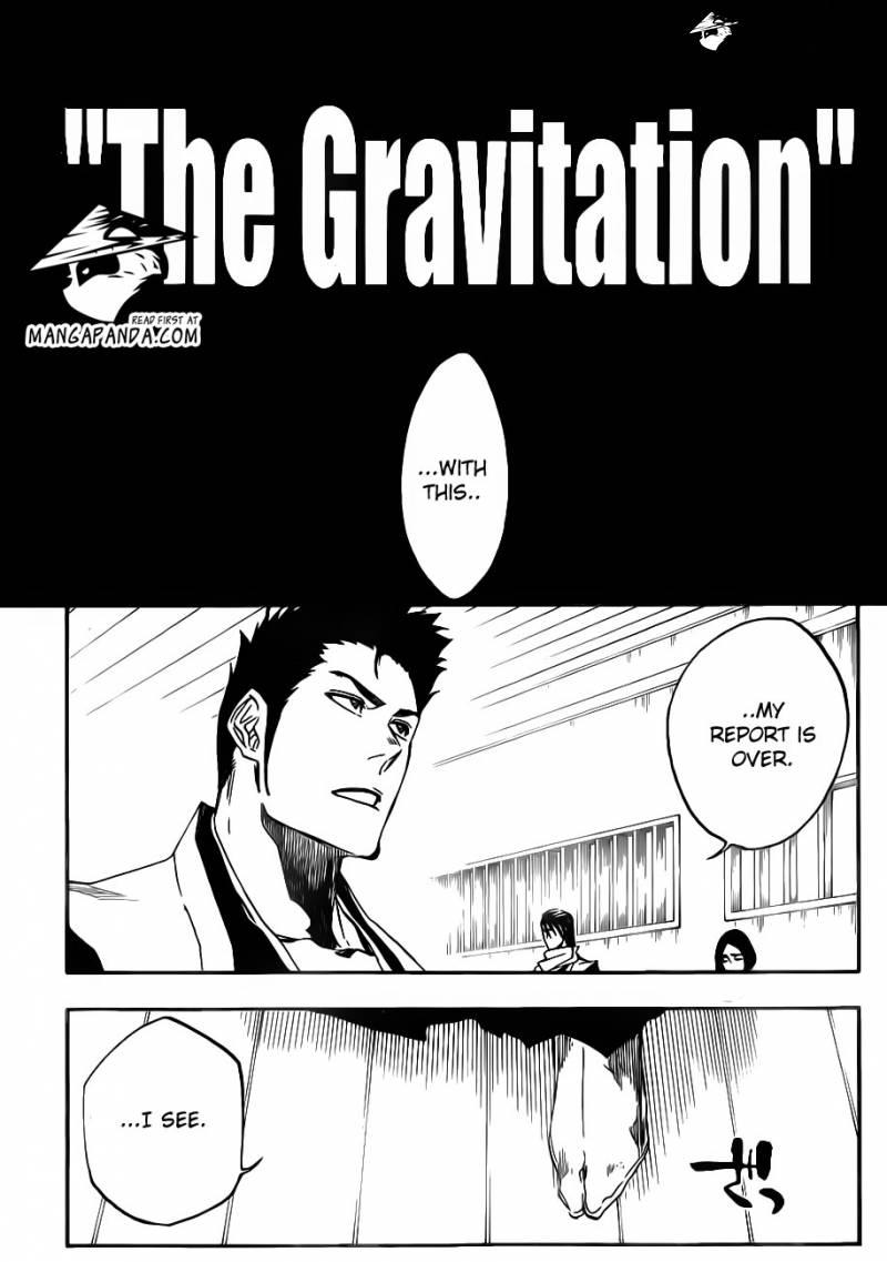 Bleach chapter 533 trang 13