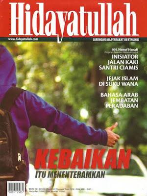 Majalah Hidayatullah Edisi Maret 2017