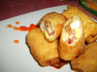 Resep Risoles Mayonaise Enak Lezat Menggoyang Lidah