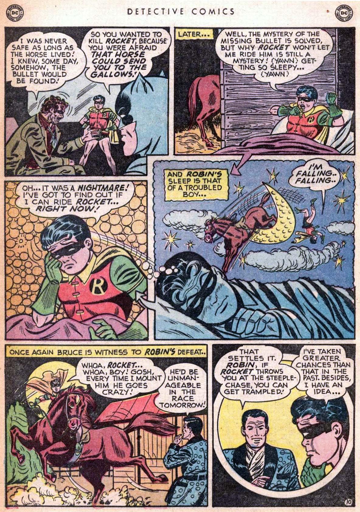 Detective Comics (1937) 157 Page 11