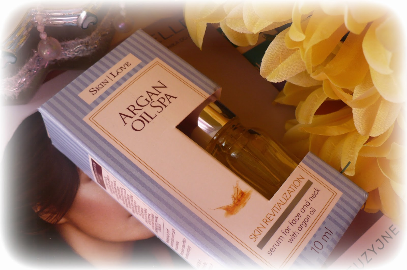 Skin Love - Serum Argan Oil Spa :) Drogeria Marysieńka.