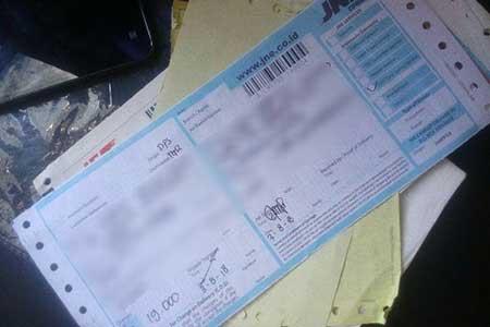 Cara Cek Nomor Resi JNE kiriman Kabupaten Wonogiri