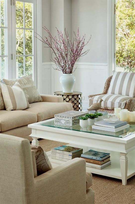 A World Of Inspiration: Hamptons Style & An
