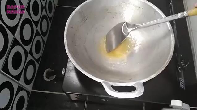 Cara Membuat Pizza Teflon - Dapur Nadda 2