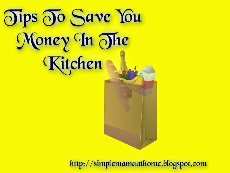 Tips To Save You Money In The Kitchen