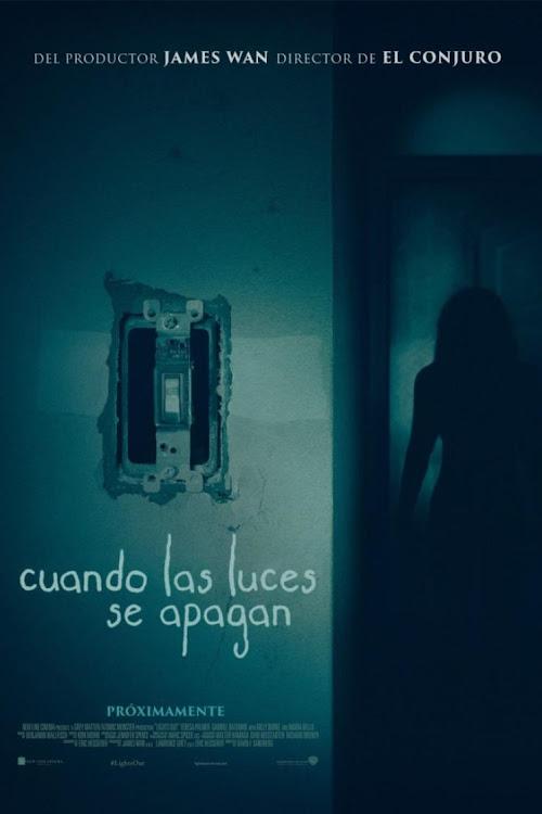 Cuando las luces se apagan (2016) DVDRip Español Latino