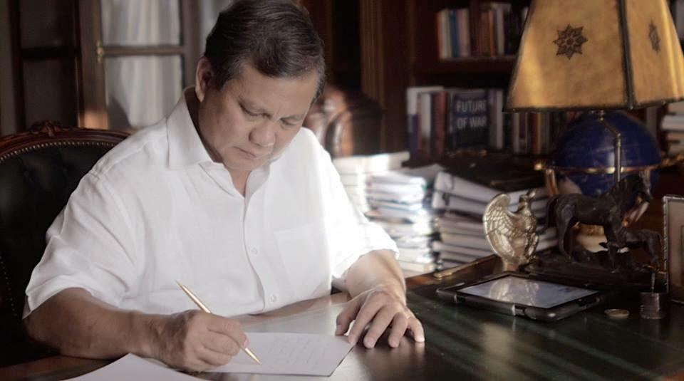 Prabowo Subianto, Indoenesia bocor 100 triliyun