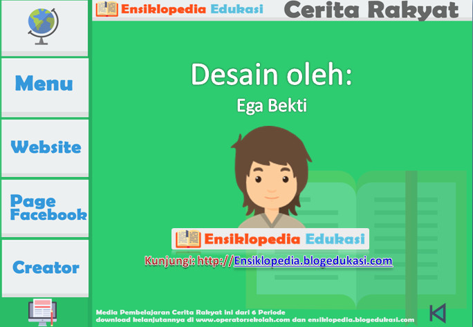 pembuat media pembelajaran cerita rakyat - ensiklopedia.blogedukasi.com