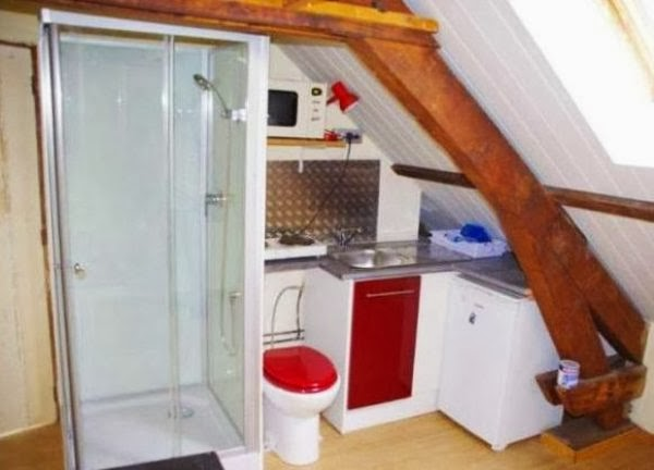 Smallest Apartment In The World
