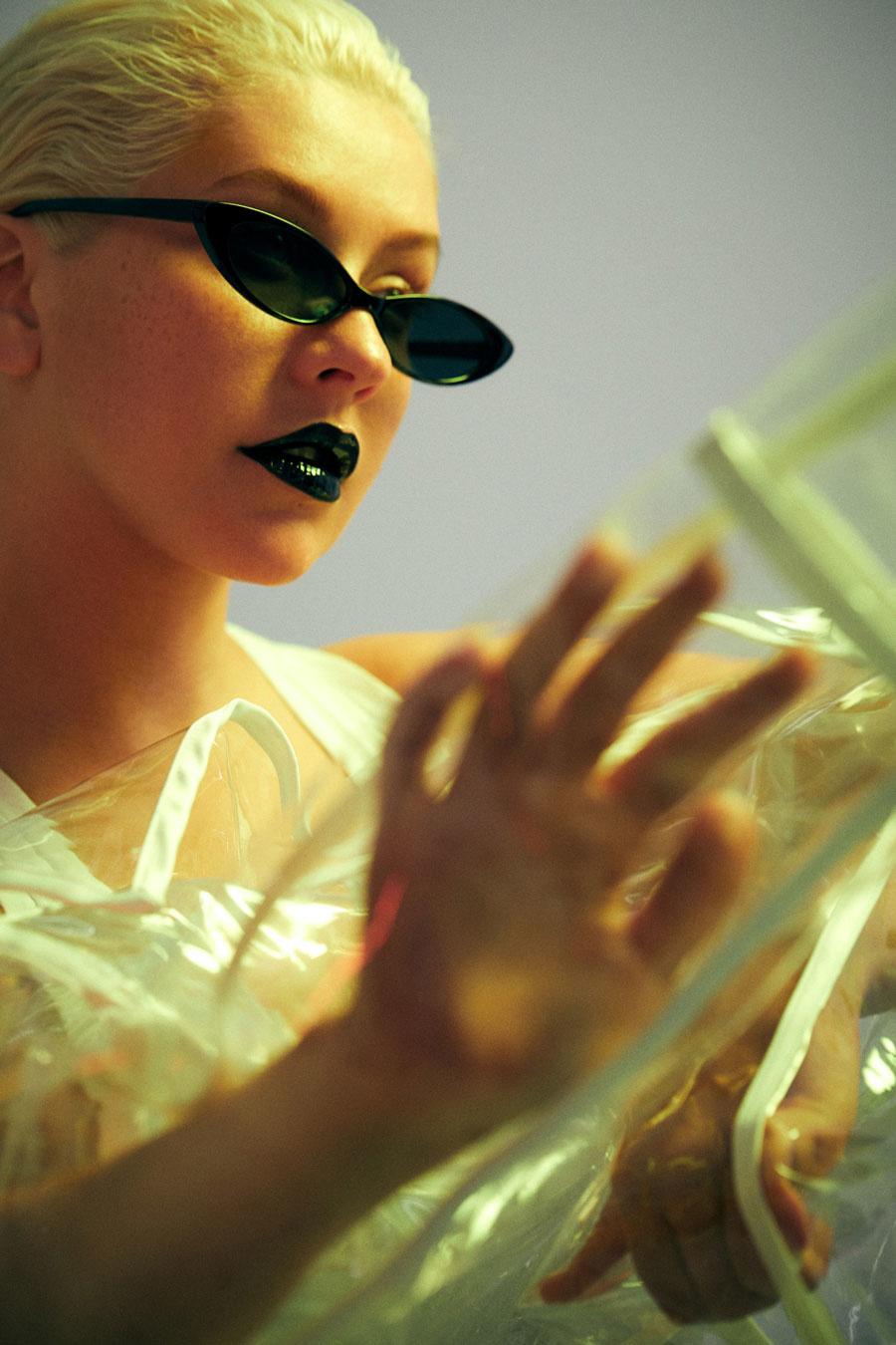 Paper Magazine Spring 2018 Christina Aguilera