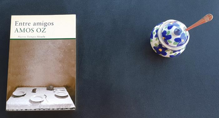 Amos Oz en «Miércoles de Cuento»