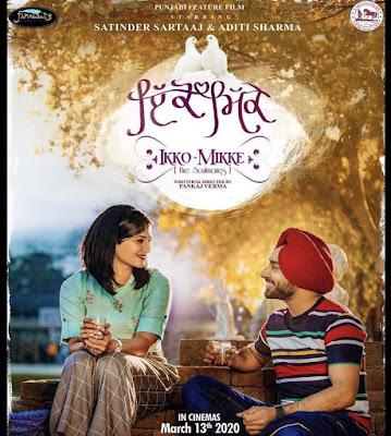 Ikko Mikke 2020 Punjabi Pre-DVDRip 350Mb Download