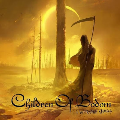 Children Of Bodom - I Worship Chaos - cover - album