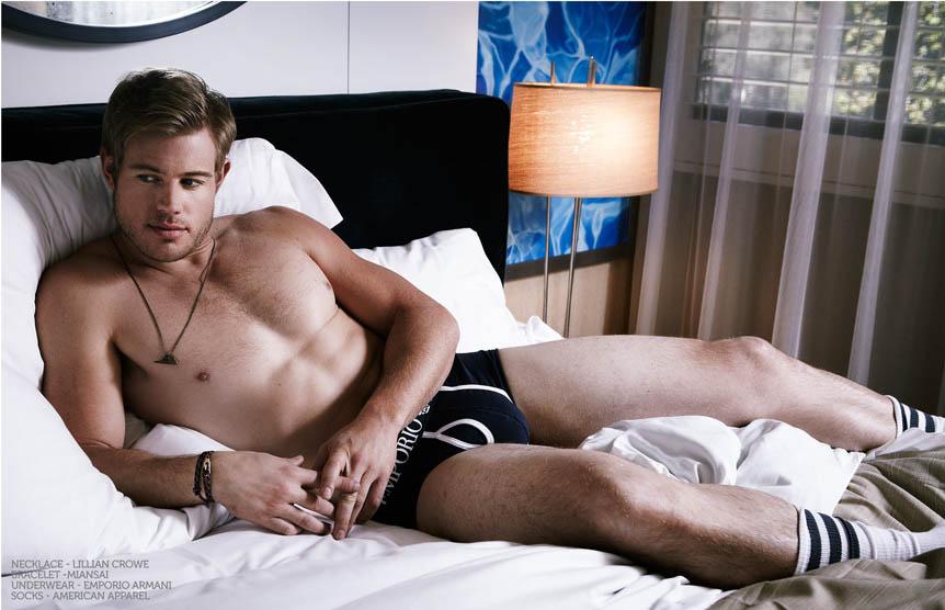 Trevor Donovan for Glamoholic | Oh yes I am