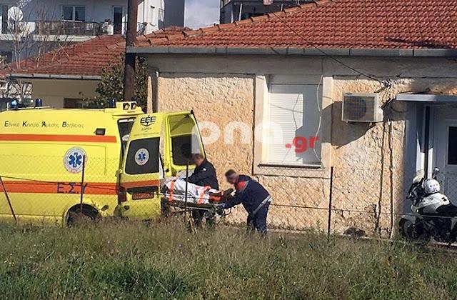 Τρίπολη: Άνδρας έπεσε από πολυκατοικία (βίντεο)
