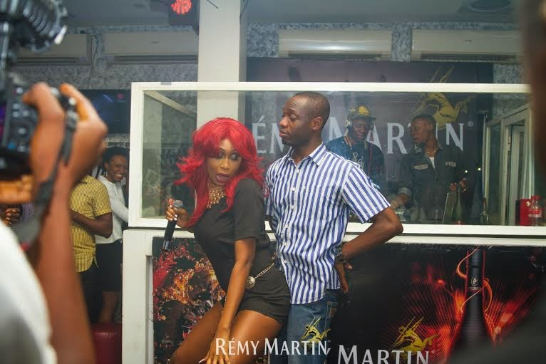 23 Photos from At The Club With Remy Martin party