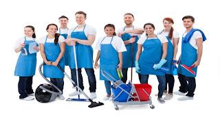 Vaga Auxiliar de Limpeza