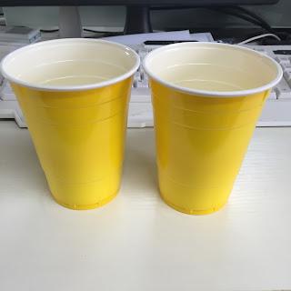 แก้วพลาสติกอย่างดี