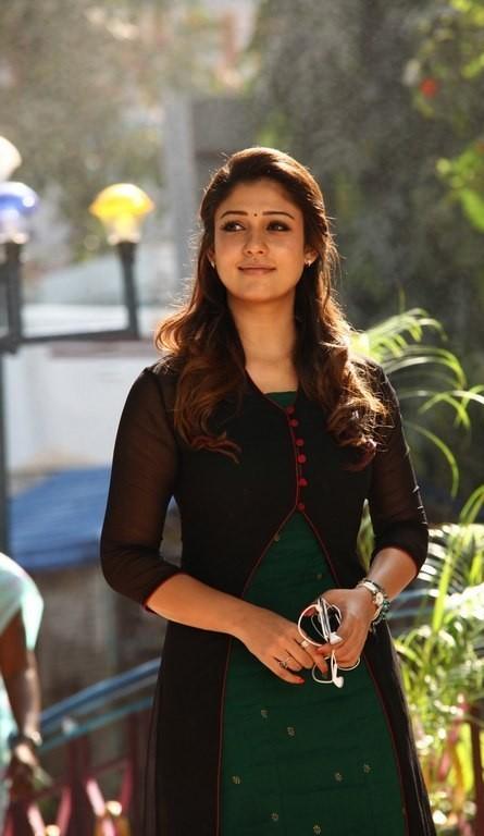 Actress Nayanthara Latest Cute HD Unseen Gallery - Gethu
