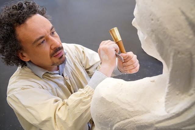 #Emmanuel Sellier#sculpteur# pierre#stone