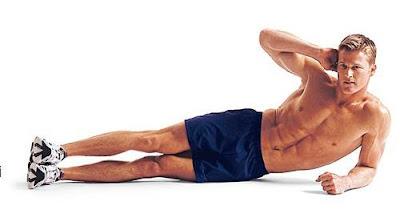 ejercicios abdominales en casa