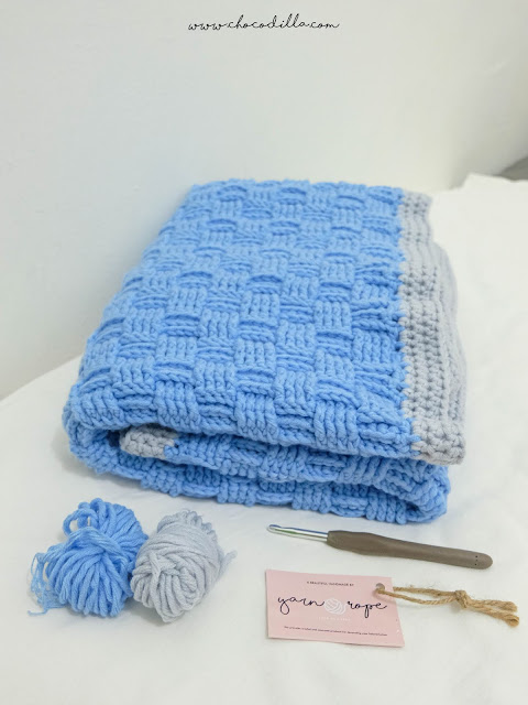 Crochet Basket Stitch