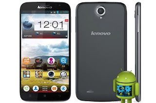 Tutorial Cara flash Lenovo A850i Bootloop