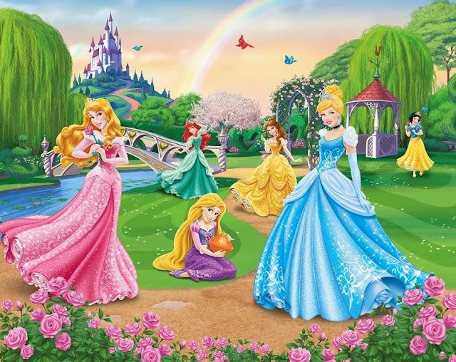 Princess Disney Wallpaper Hd Imagui