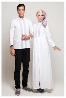 Contoh Desain Busana Muslim Pesta Alaidrous Terpopuler Update