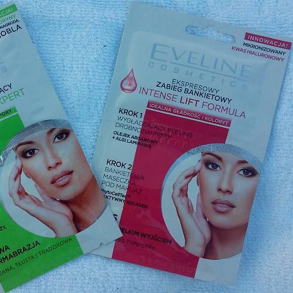 Pielęgnacja twarzy od Eveline
