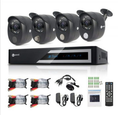 Anni DVR CCTV