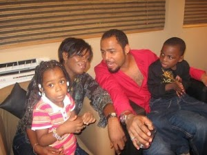 Nollywood ActorRamsey Nouah unveils why his wife doesn't go on red carpet with him