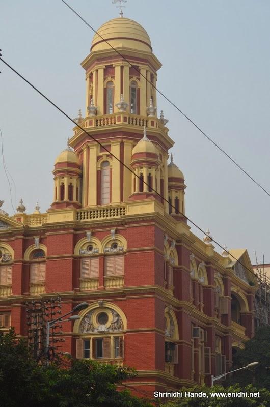 Writer S Building Gpo Bbd Bagh Kolkata Enidhi India