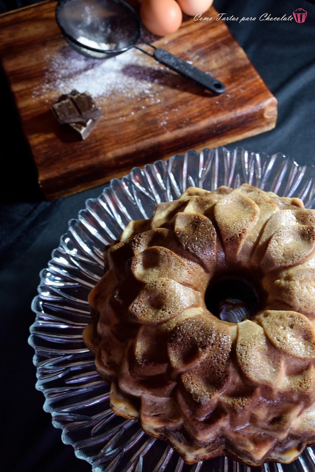 Chocoflan Bundt Cake Recipe