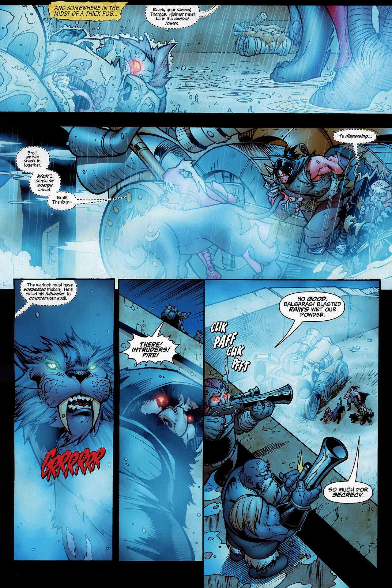 Read online World of Warcraft comic -  Issue #10 - 13