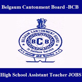 Belgaum Cantonment Board, BCB Ministry of Defence, BCB, freejobalert, Sarkari Naukri, BCB Admit Card, Admit Card, bcb logo