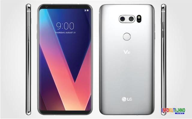 LG V30 Plus Full Spesifikasi dan Harga Terbaru
