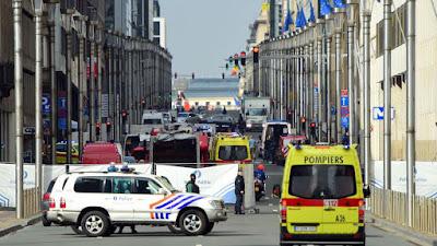 Terror volta atacar na Bélgica