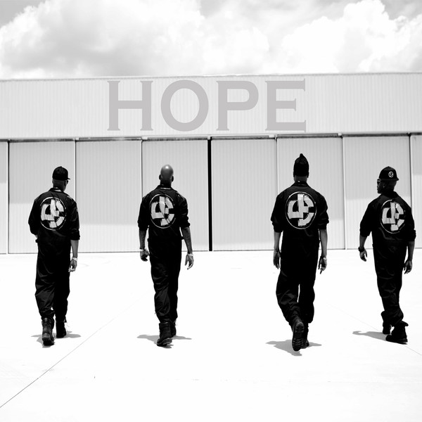 Jagged Edge - Hope - Single Cover