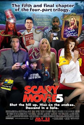 Scary Movie 5 (2013) ยำหนังจี้ เรียลลิตี้หลุดโลก