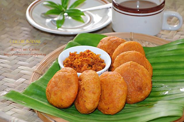 Amies Little Kitchen Cucur Badak