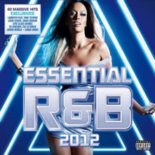 cd - CD Essential R&B 2012