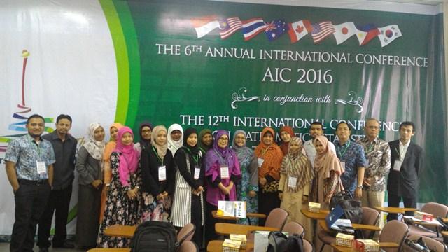 Presentasikan Hasil Riset, Rumba Kirim Tiga Perwakilan di konfrensi Internasional
